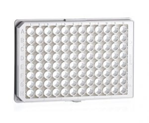 96 Well Cell Culture Microplates, µClear® || Jain Biologicals Pvt Ltd India || Greiner Bio-one