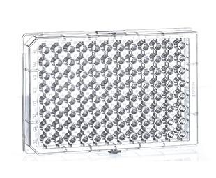 96 Well Cell Culture Half Area Microplates || Jain Biologicals Pvt Ltd India || Greiner Bio-one