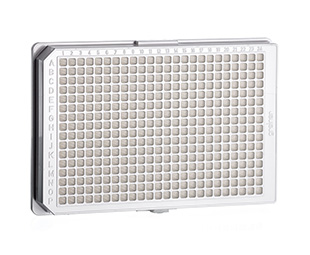 384 Well Cell Culture Microplates || Jain Biologicals Pvt Ltd India || Greiner Bio-one