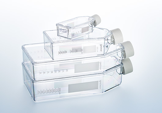 CELLSTAR® Cell-Repellent Cell Culture Flask || Jain Biologicals Pvt Ltd India || Greiner Bio-One