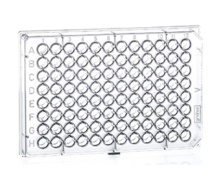 96 Well Non-Binding Microplate || Jain Biologicals Pvt Ltd India || Greiner Bio-one