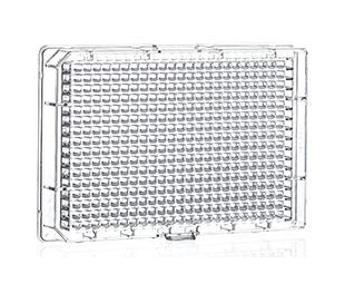 384 Well Microplate || Jain Biologicals Pvt Ltd India || Greiner Bio-one