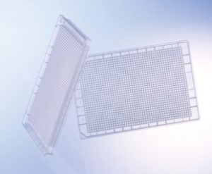 1536 Well Microplate || Jain Biologicals Pvt Ltd India || Greiner Bio-one