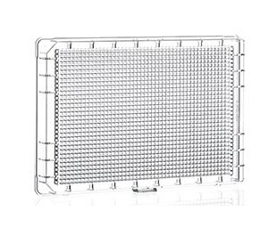 1536 Well Cycloolefin Storage Microplates || Jain Biologicals Pvt Ltd India || Greiner Bio-one