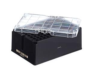 Rack for 1000 µl Cryo.S™ Biobanking Tubes || Jain Biologicals Pvt Ltd India || Greiner Bio-one