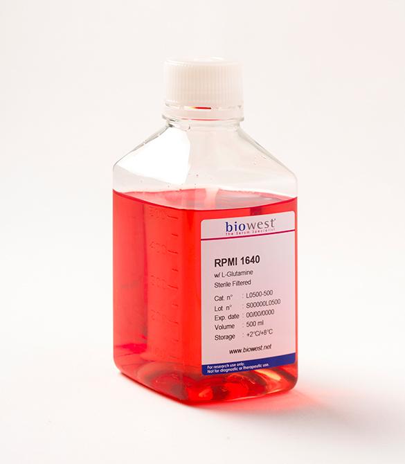 RPMI 1640 Medium    Jain Biologicals Pvt Ltd India    Biowest