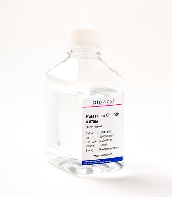 Potassium Chloride || Jain Biologicals Pvt Ltd India || Biowest
